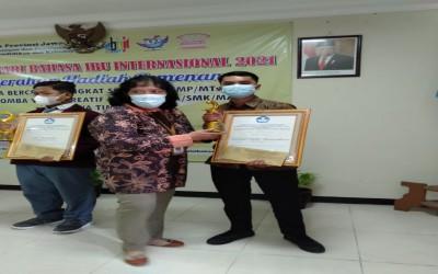 SMANDA Raih Juara di Ajang Lomba Bahasa Ibu Internasional