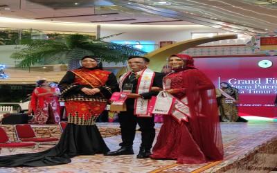 Alumni SMANDA Raih Putra Pendidikan Berbakat Jawa Timur