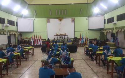 Kunjungan MKKS SMA Kabupaten Bandung