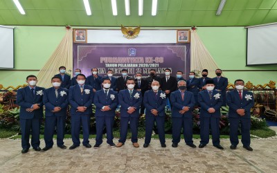 Purnawiyata ke-68 SMA Negeri 2 Malang
