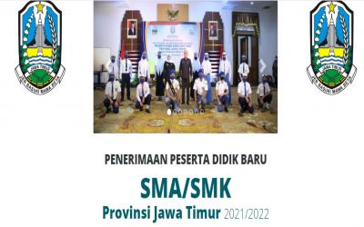 Penerimaan Peserta Didik Baru TP. 2020/2021