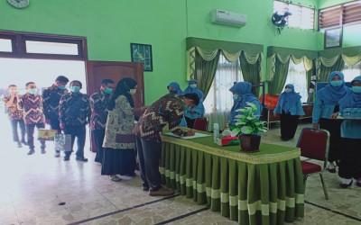 Kunjungan SMA Al-Huda Jatiagung Lampung Selatan