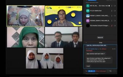 Gold Medal untuk SMANDA dalam Ajang IYSA (Indonesian Young Scientist Association)