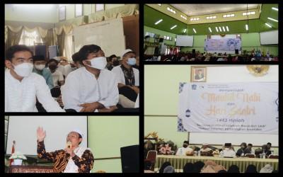 Rayakan Maulid Nabi Muhammad SAW SMANDA Malang  Bersholawat Bersama