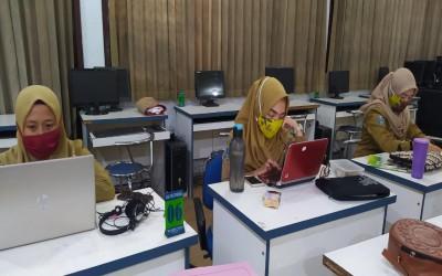 Kegiatan Belajar Mengajar Pertama di Masa Pandemi