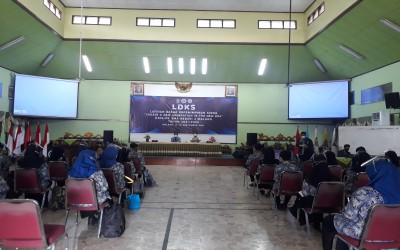 Menitis Generasi Pemimpin Tangguh Smanda Malang Ambil Tema Create A New Generation In The New Era Melalui LDKS